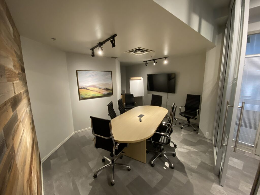 Main Floor Boardroom