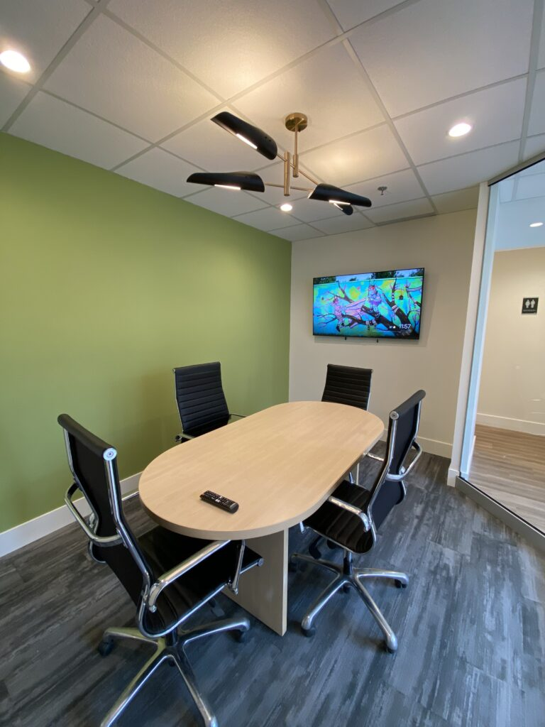 River Rock Boardroom