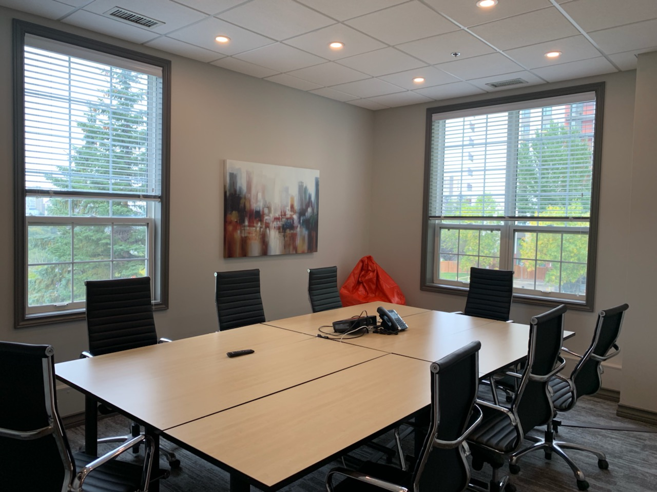 River Valley Boardroom
