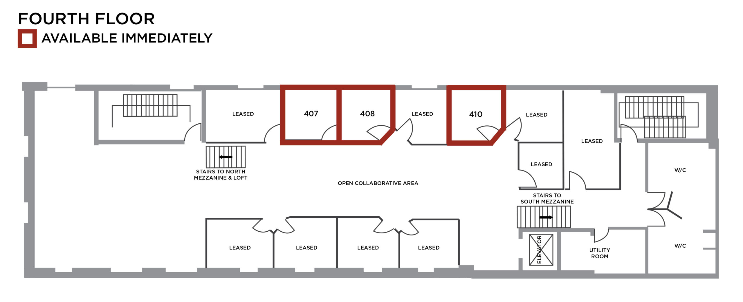 Fourth Floor Plan 12.23.2019